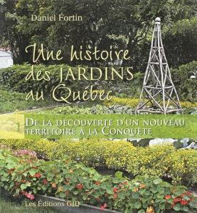 Histoire des jardins au Québec