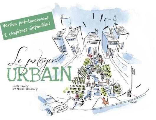 Le potager urbain (pré-lancement)