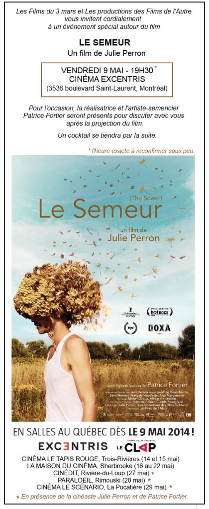 Film Le Semeur