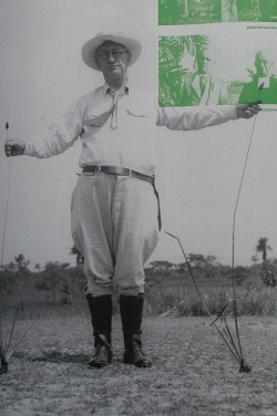 Marie-Victorin à Cuba (vers 1938)