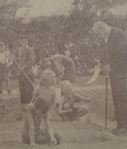 Dernière photo connue du frère Marie-Victorin (1944)