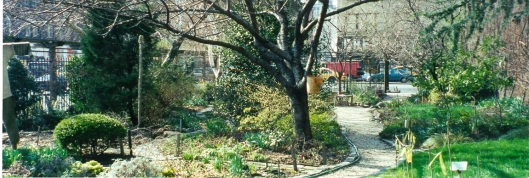 Jardin de Liz Christy (photo: LIZ CHRISTY COMMUNITY GARDEN)