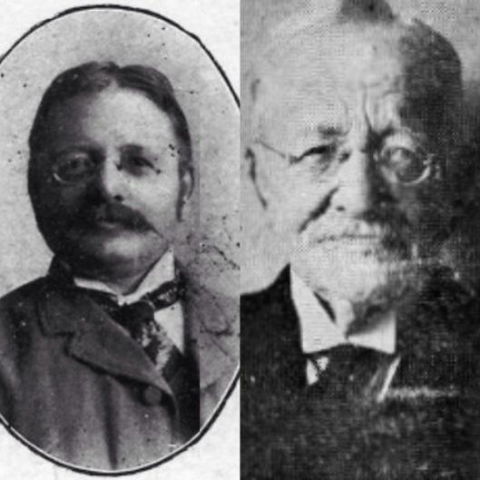 Jacques-Ferdinand Verret (image: gauche: xxx droit: edithbedard.ca)