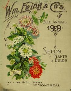 Catalogue Wm. Ewing & co. (1909)
